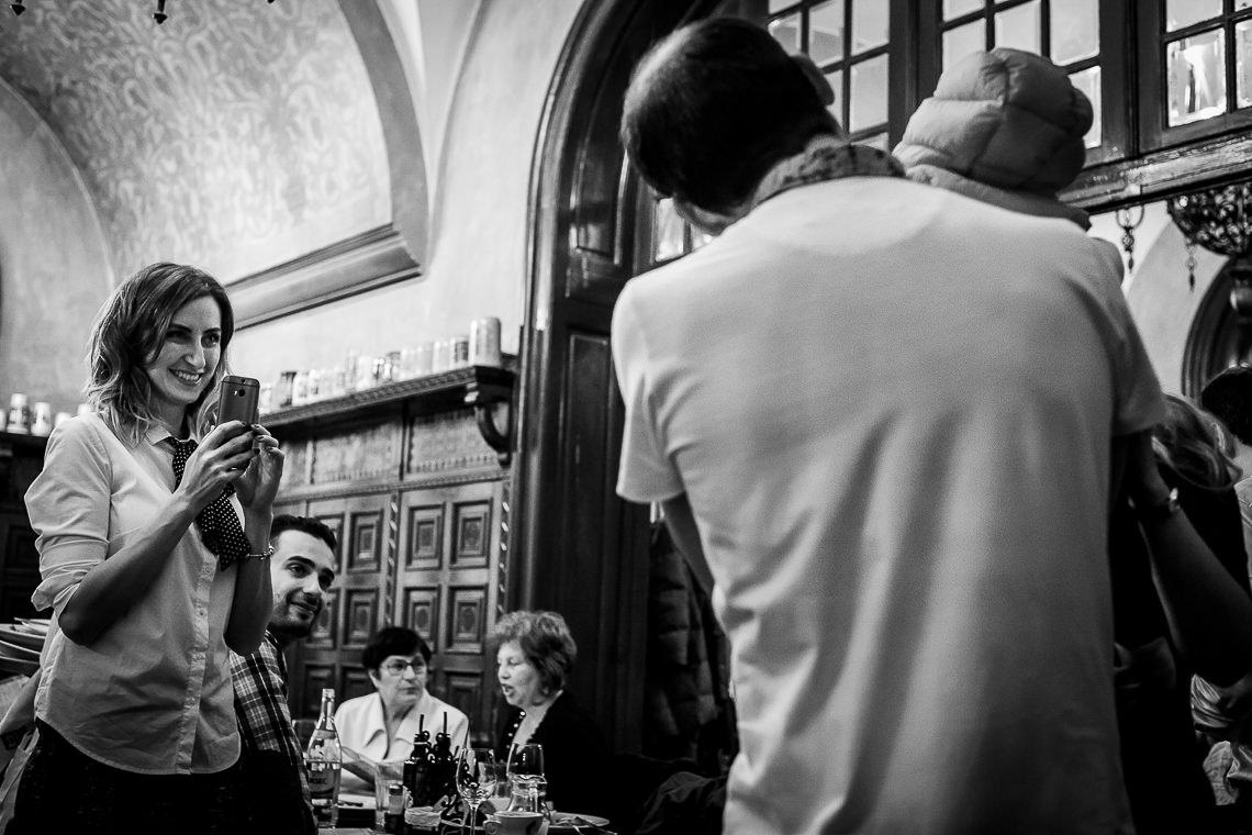 Fotograf botez Bucureşti | Hanu Berarilor | Sfântul Spiridon Vechi | Daniel Alexandru