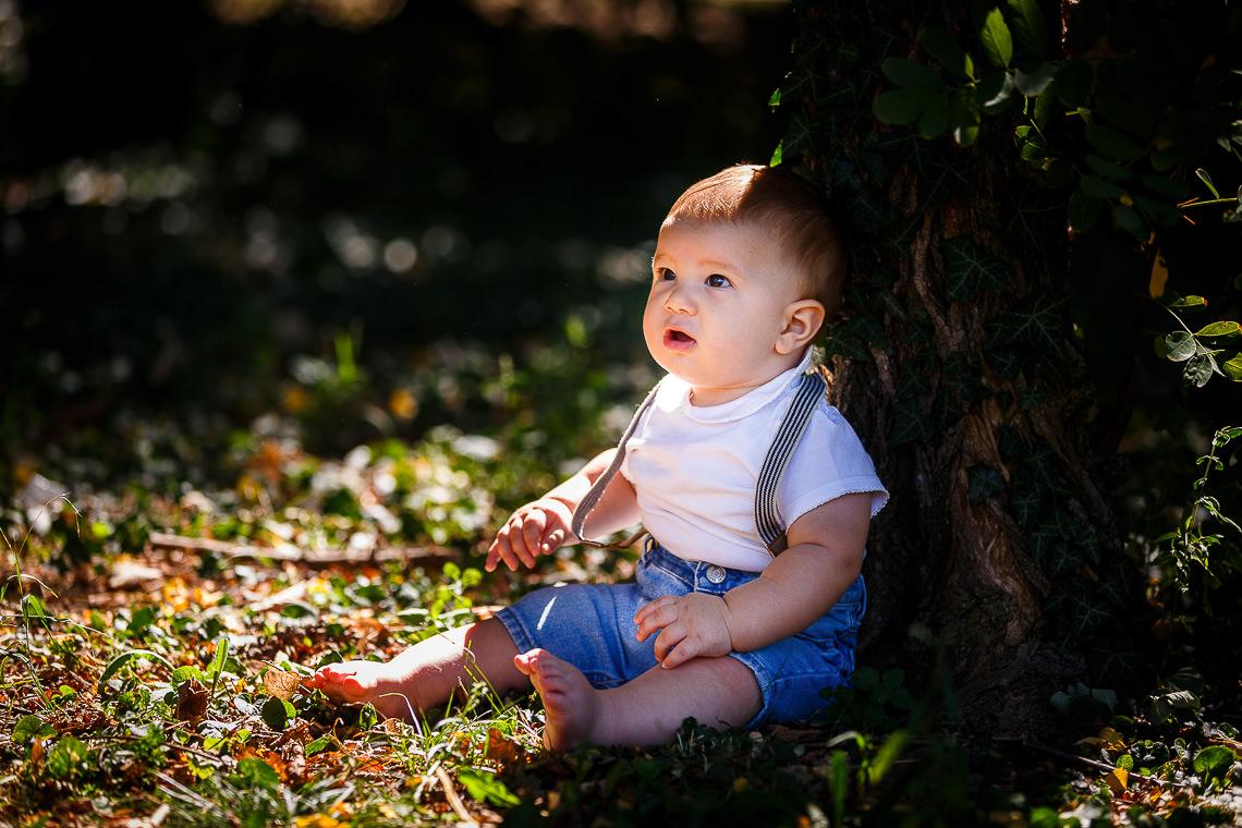 Fotografie de copii Bucureşti Herăstrău - Noah