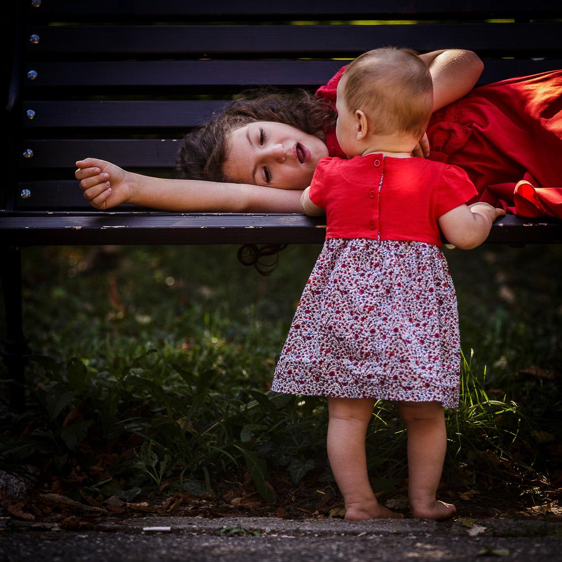 Fotografie de familie - copii | Bucureşti, Grădina Botanică